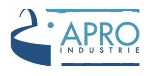 Apro Industrie : réserve incendie, bassin d'épuration, réservoir eau potable, réservoir eau de process, couverture de bassins